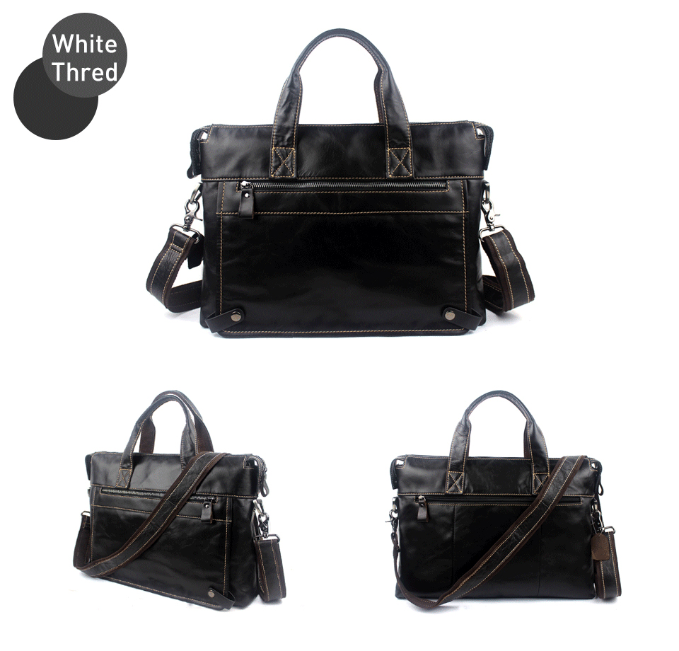 10 briefcase men leather