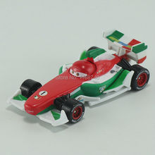 Pixar Cars Francesco Bernoulli Diecast Metal Toy Car For Children Gift 1:55 Loose New In Stock