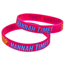 Promo Gift Cheap Bulk Personalized Design Custom Silicone Wristband