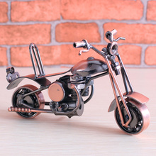 Metal Motorcycle Model  Die Cast Model,  Collection Metal  Plating Model Motorcycle Toy For Gift/Collection/Kids Birthday Gift