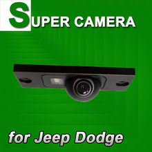 For Sony CCD Chrysler Grand Voyager Jeep Dodge Car rear view parking back up reverse Camera waterproof night vision(China)