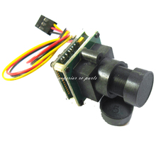 "1/3"" Sony 4140 EFFIOE 811 Super HAD CCD Camera Lens Module 700TVL 7-18V Wide Voltage for QAV250 280 Quadcopter FPV(China)"
