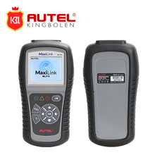 AUTEL ML519 AutoLink Fault Code Reader For All OBD2 CAN EOBD JOBD Cars Scanner Autel ML 519 instead of Autel AL519 AutoLink(China)