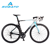 "Chinese Carbon Bike Carbon Fiber Bike 7.74 KG 46""/49""/52""/54""/56""/58"" Road Bicycle Full Carbon Fiber Road Bike"