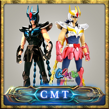 CMT Instock Aurora Model Cs Model Saint Seiya normal Phoenix Ikki TV Version1 Helmet Cloth Myth Metal Armor action figure