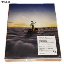 Pink Floyd The Endless River CD + Blu-ray (the United States) perfect product phase(China)