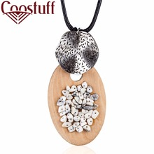 New Arrival handmade Pendant Jewelry statement necklaces & pendants Wholesale goth Long Women choker Necklace colar dropshipping