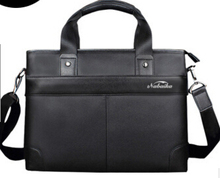 Men 's handbags cross - section of men' s business men shoulder Messenger bag briefcase man bag