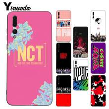 Yinuoda NCT 127 Kpop мальчик DIY окрашены Coque чехол для телефона для huawei P9 P10 плюс Mate9 10 Mate10 Lite P20 Pro honor10 View10(China)