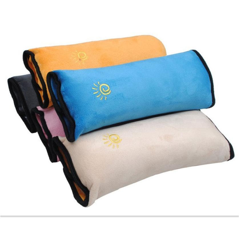 Baby Children Safety Strap Car Seat Belts Pillow Shoulder Protection (24)