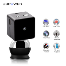 DBPOWER FHD 1080P Mini Camera Wireless Portable Mirco Recorder DVR Bike Online Digital Loop Video Camcorder Endoscope Detect(China)