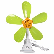 Mini Portable Electric Fan Low Noise Energy Saving Desk Clip Fans for Home Office 220V 10W Clamp Fans Cooler Air Conditioner