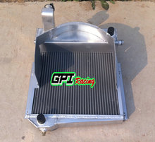 Aluminum Alloy Radiator for Austin Healey Sprite Bugeye/MG Midget -67(China)