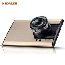 Hot Sale Mini Ultra Thin Car Dvrs 2 Colors 3'' LCD FHD 1080P Video Recorder Camera Motion Detection Night Vision Cam Blackbox