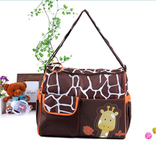 Baby Diaper Maternity for Mom Nappy Bag Mother Changing Mummy brand Designer stuff multifunctional nursing Bag cheap handbag(China)