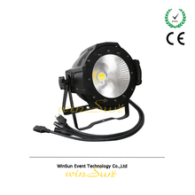 Compact LED Flood Par Light COB 2in1 100w WW/CW 3200K 6500K To Theater/Cinema Show Stage Up Light Par 100watt COB Chip On Board