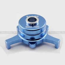 TAROT Swashplate Leveler Tool Blue for Trex 550 600 700 RC Helicopter