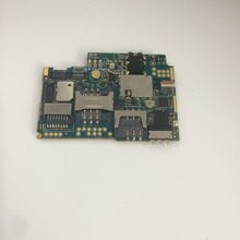 Used Mainboard 1G RAM+4G ROM Motherboard parts accessories for JIAYU G4 Phone free Shipping+Tracking number(China)