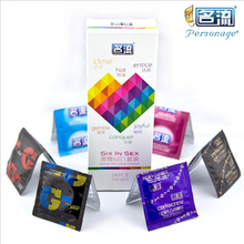 Buy Mingliu 24 Pcs/Pack High Quality Natural Latex Particle Condom Ultra Thin Make Female Faster Reach Orgasm Condoms Men Sexe