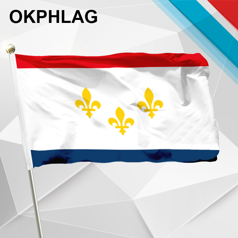 New Orleans city flag