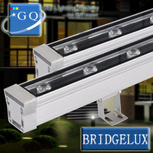 4pcs/lot Fedex DHL 48W LED washer Light lamp garden park landscape lines square flood DMX512
