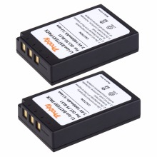PROBTY 2Pcs PS-BLS1 PS BLS1 Battery for Olympus PEN E-PL1 E-PM1 EP3 EPL3 Evolt E-420 E-620 E-450 E-400 E-410 Camera