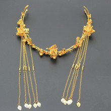 MANWII Bride retro headdress suits Chinese wedding accessories crown jewelry factory direct AQ2139