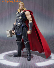 Avengers Thor SHF Action Figure 1/8 scale painted figure Thor Figure Doll PVC ACGN figure Garage Kit Toy Brinquedos Anime