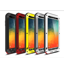 Note5 Original LOVE MEI Extreme Powerful life Waterproof Dropproof Metal Case For Samsung Galaxy Note5 N920  +retail