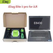 Original JDiag Elite II Pro J2534 Hardware With E6430 PC for SDD diagnostic ECU Car Coding scanner Auto Diagnosis kit(China)