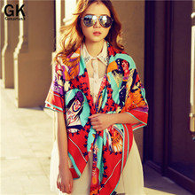 GONZETANNK 2017 Spring Summer Luxury Brand Women Fashionable Lace Scarves square Satin Shawls Silk Chiffon Scarf 130*130