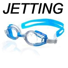 JETTING 1Pc New Adult Unisex Adjustable Competition Swimming Glasses Goggles Eyes Protection Anti Fog Swim Eyewear
