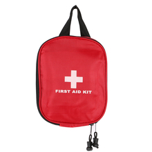 22 pcs Ourdoor Mini Compact First Aid Kit Medical Emergency Bag for Home Travel Sport Wilderness Survival(China)