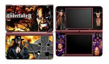 THE UNDERTAKER 335 Vinyl Skin Sticker Protector for Nintendo DSI XL LL for NDSI XL LL skins Stickers