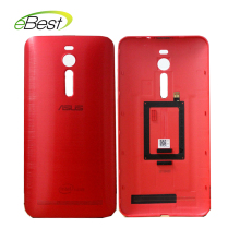 Original Battery Back Cover with NFC case For ASUS Zenfone 2 ZE551ML 5.5 inch cellphone with retail packge(China)