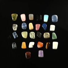 Assorted Natural stone Tumbled Stones Crystal Quartz Aventurine Obsidian Points Beads Chakra Healing Reiki