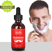 Men Beard Oil for Styling Smoothing and Protect Cypress Gentlemen Beard Care Products 60ML Free Shipping(China)