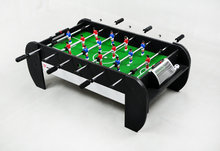 LK111 Mini Table Football Game Soccer MDF Football Children Gift Leisure Recreation Guys Family Fun Table Children Toy(China)