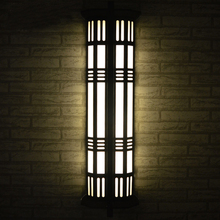 Garden Light Exterior Waterproof Garden Landscape Light wall lamp Stairways Path Exterior Lighting villa garden lamps