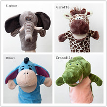 Toys For Children Cute Plush Animals In Velvet Hand Puppets Plush Toys Designs Aid Learning