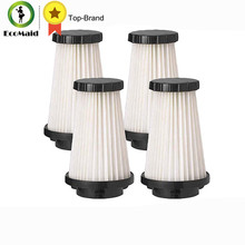 Filters for Dirt Devil F2 F-2V Vacuum Cleaner Replace Filtration Cleaner Accessories Filter(Pack of 4)(China)