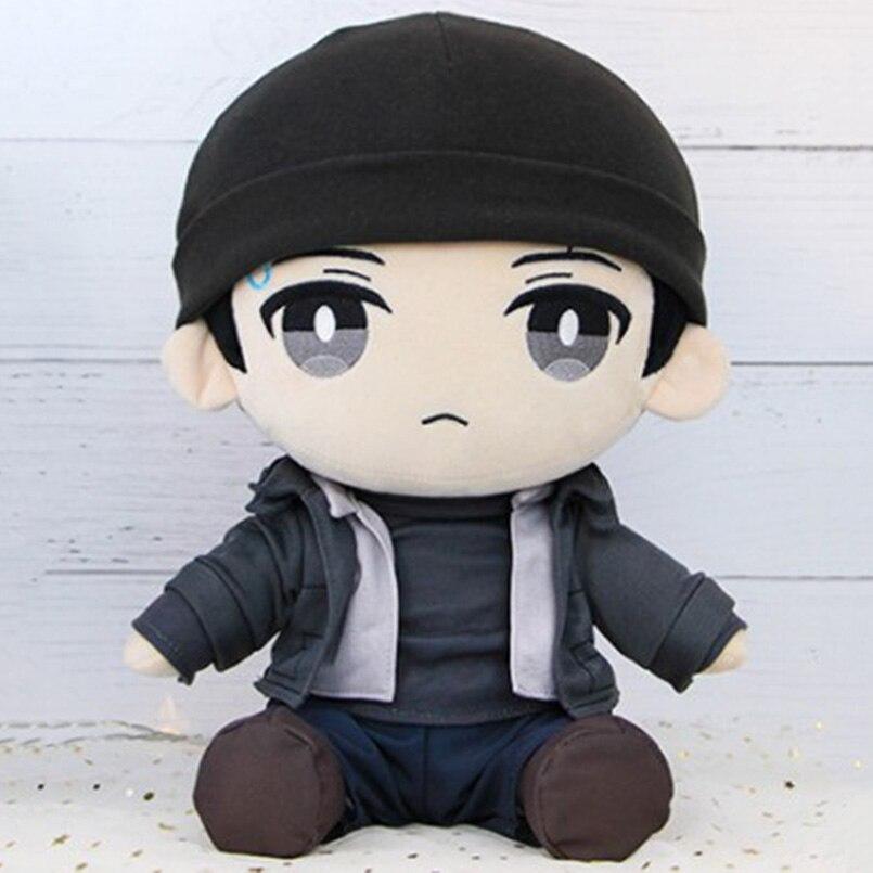 Detroit become human Connor uniform RK 800 (12)