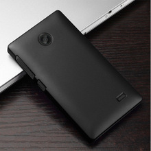 Wholesale Cellphone Shell Back Cases For Nokia Lumia X Hard Plastic Case Matte Ultra Thin Anti Skid Rubber PC Cover Phone Case