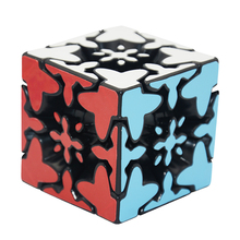 Fangcun Rapid 3x3x3 Mixup Gear Cube 3D Puzzle Cubes Educational Toy Special Toys For Children Drop Shipping Fidget Cube