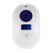 LCD Intelligent Electronic Ultrasonic/Electromagnetic Wave Mouse Repeller UV Light Rat Repellent Electronic Pests Repeller(China)