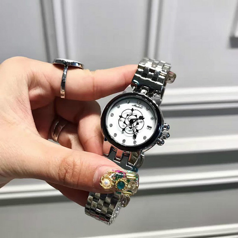 Relojes Mujer 2017 Watch Women Fashion Quartz Watch Waterproof Luxury Stainless Steel Watch relogio feminino Clock Best Gift<br>