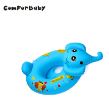More interesting shape inflatable baby swim ring baby seat floating pool floating baby swimming pool accessories LMY601