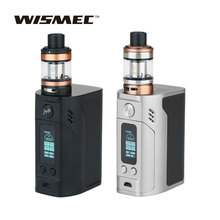 Buy WISMEC Reuleaux RX300 Mod 300W WISMEC Elabo 4.9ml Tank Atomizer Vaping Kit Without 18650 Battery E-cigarette rx300 Vape Kit for $56.35 in AliExpress store