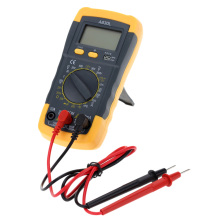 LCD Digital Multimeter Voltmeter Ammeter Ohmmeter tester for AC/DC voltage AC current resistance diode continuity and hFE test(China)
