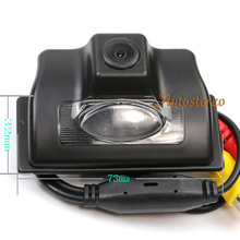 Car backup reverse camera for Nissan Tiida Sedan Versa Teana J32 Bluebird Sylphy RCD-804(China)
